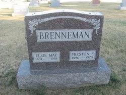 Elsie May <I>Beeker</I> Brenneman