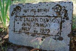 Lou Lillian <I>Warner</I> Dawson
