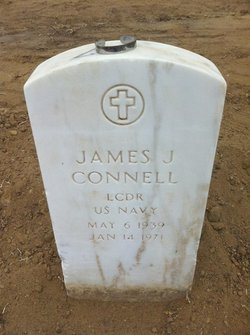 LCDR James Joseph Connell