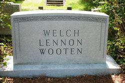 Karine <I>Welch</I> Lennon