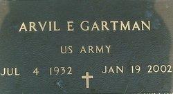 Arvil E Gartman