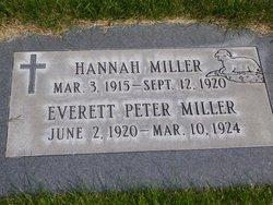 Everett Peter Miller
