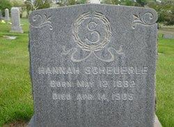 Hannah Scheuerle