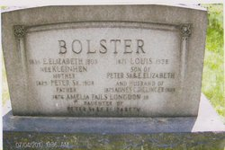Agnes C <I>Dillinger</I> Bolster