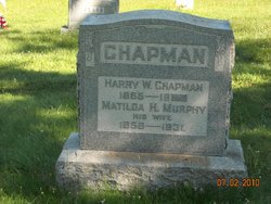 Harry W Chapman