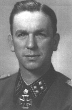 """Kurt Adolph Wilhelm """"Panzermeyer"""" Meyer"""