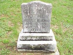 Mollie E. Blagman