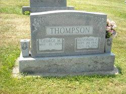 Revonda Annette <I>Lewis</I> Thompson