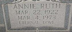 Annie Ruth Allen