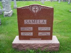 Antoinetta <I>Serra</I> Samela