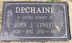 Lynette <I>Lovering</I> Dechaine