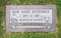 Baby Marie Wittenbach