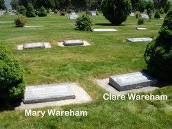 Mary Adelia <I>Babcock</I> Wareham