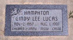 Cindy Lee <I>Lucas</I> Hamphton
