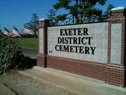 Exeter District Cemetery