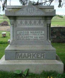 Elizabeth <I>Speicher</I> Marker
