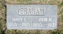 Mary Ellen <I>Rowe</I> Graham