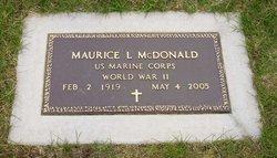 Maurice Leonard McDonald
