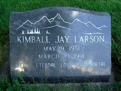 Kimball Jay Larson