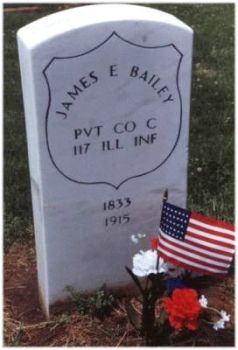Pvt James E. Bailey