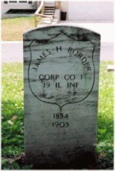 Corp James H. Border