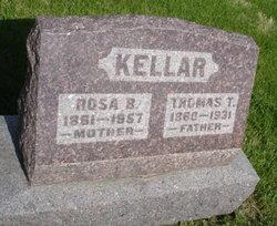 Rosa Belle <I>Burkhead</I> Kellar