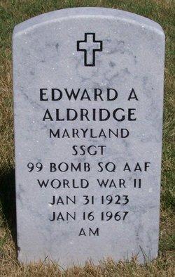 Edward Albert Aldridge