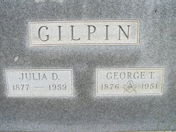 George Thomas Gilpin Sr.