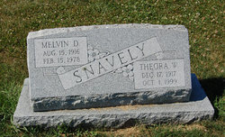 Melvin D. Snavely