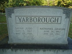 Nathaniel Graham Yarborough