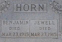 Benjamin Lafayette Horn