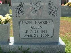 Hazel Hawkins Allen