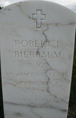 Robert L Bierbaum