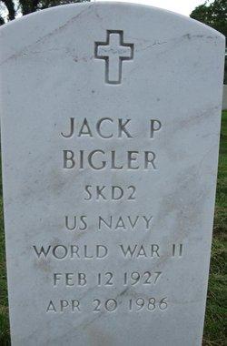 Jack P Bigler