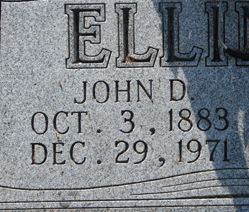 John D. Ellington