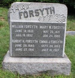 Robert H Forsyth