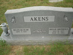 Bryan Shepherd Akens