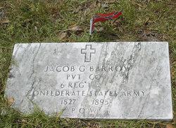 Jacob G Barrow