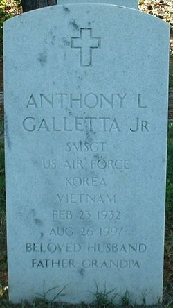 "Anthony Lawrence ""Tony"" Galletta, Jr"