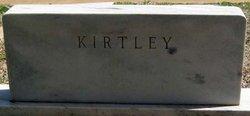 Ada Amanda <I>Hill</I> Kirtley