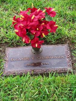 Eleanor V <I>Kieri</I> Christensen