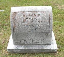 Madison Palmer Mason, Sr