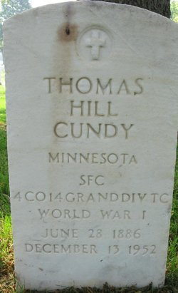 Thomas Hill Cundy