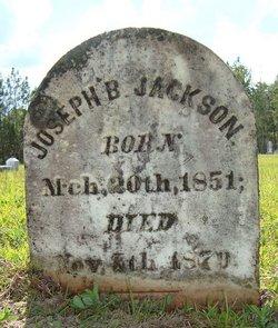 Joseph Burch Jackson