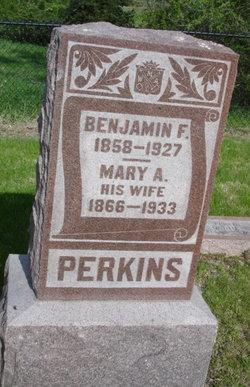 Benjamin Franklin Perkins