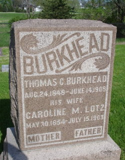 Thomas C Burkhead