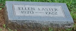 """Mary Ellen """"Ellen"""" <I>Bagwell</I> Laster"""