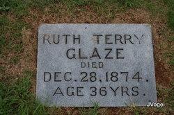 Ruth <I>Terry</I> Glaze