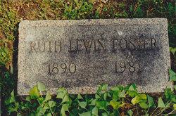 Ruth Harriet <I>Lewin</I> Foster