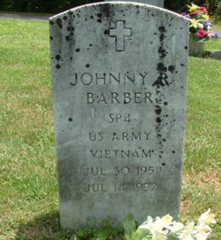 Johnny R. Barber